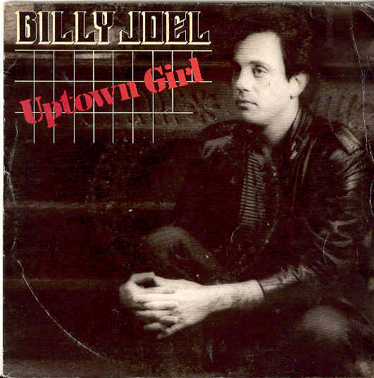 Billy Joel - Uptown Girl CD