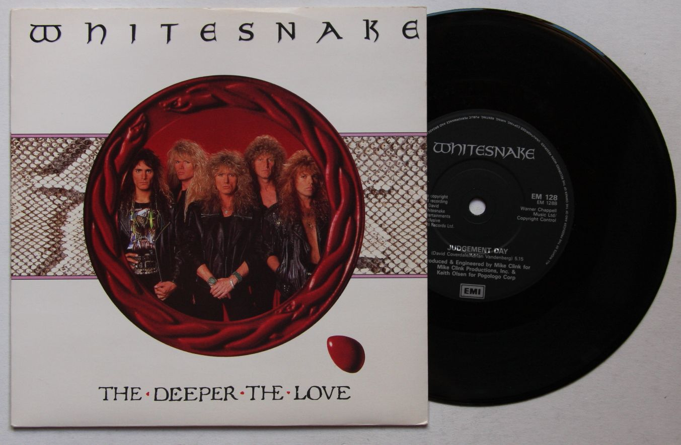 The Deeper The Love - Whitesnake
