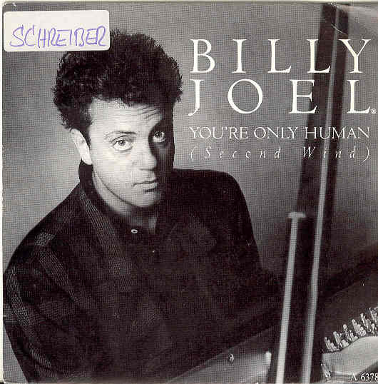 Billy Joel - You're Only Human Album