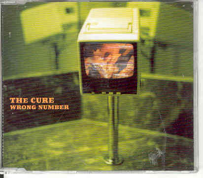 Cure - Wrong Number(radio Mix)