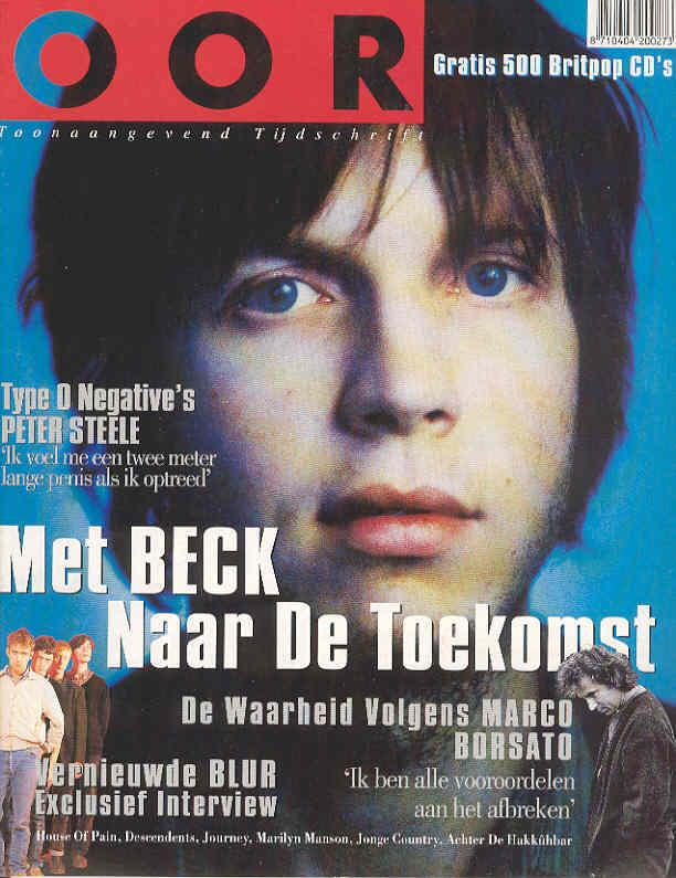 Dutch Oor Magazine No11 1997