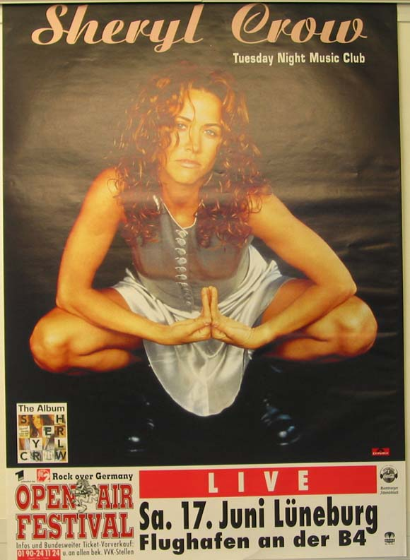 Sheryl Crow - London 1994