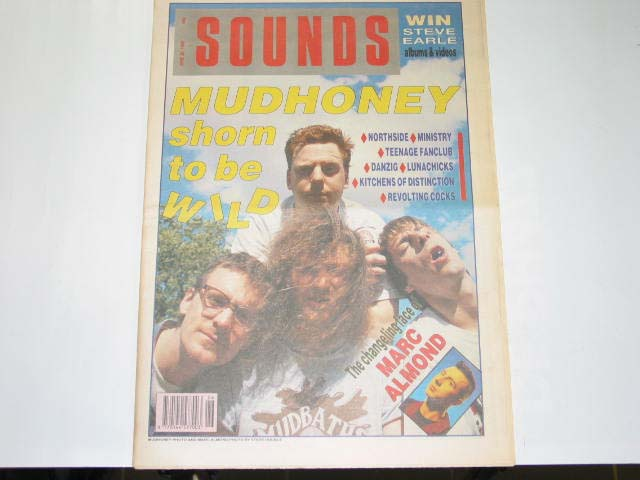 Uk Sounds Magazine 30.06.90