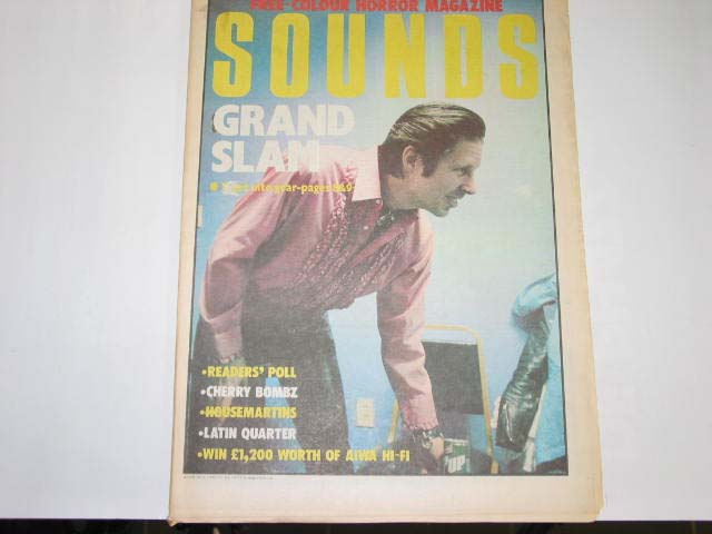 Uk Sounds Magazine 30.11.85