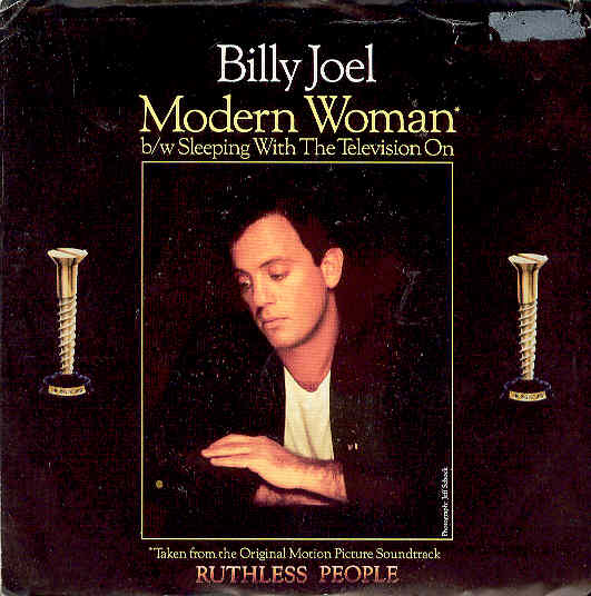 Modern Woman - Billy Joel