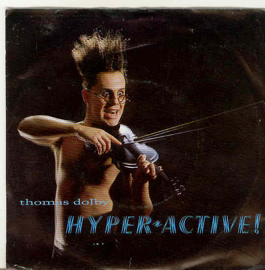 Thomas Dolby - Hyperactive! Record