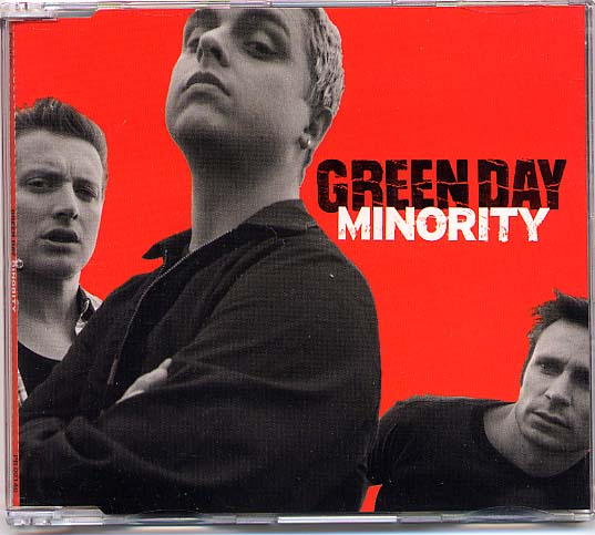 Green Day - Minority Album