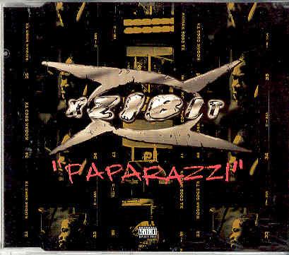 Xzibit - Paparazzi [CDS] (1996)