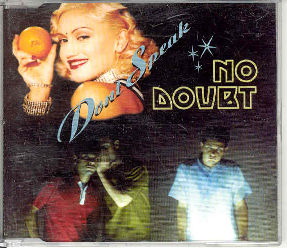 No Doubt - Don't Speak LP