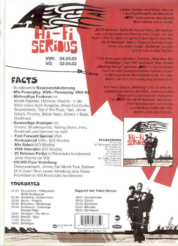 Hi-fi Serious - A