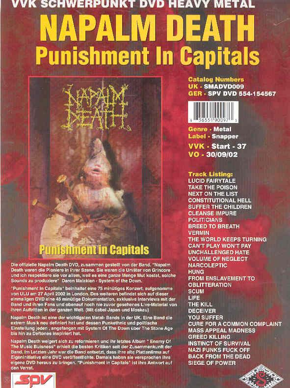 death punishment