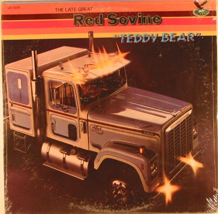 Red Sovine - Teddy Bear Album