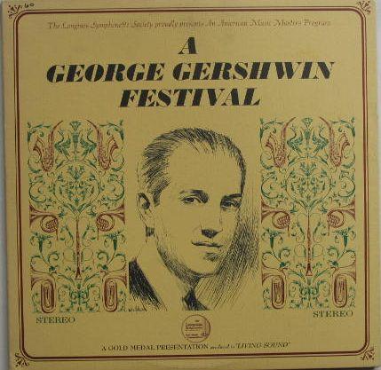A George Gershwin Festival