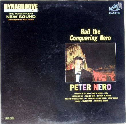 Peter Nero - Hail The Conquering Nero Album