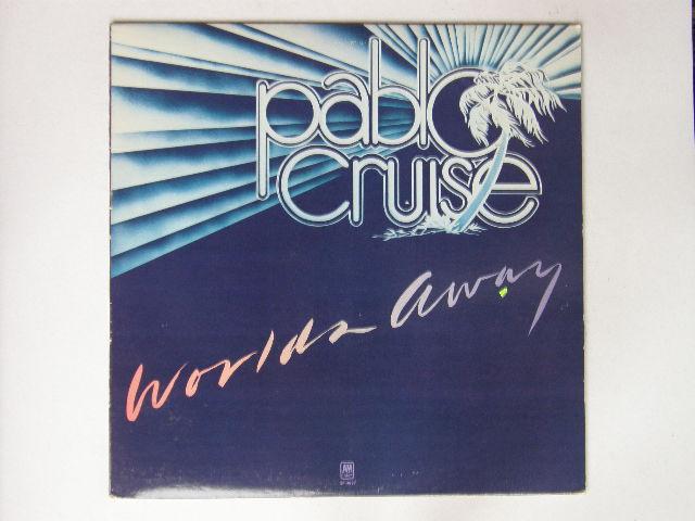 Pablo Cruise - Worlds Away Album