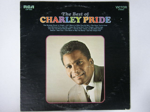 Charley Pride Best Of Records Lps Vinyl And Cds Musicstack
