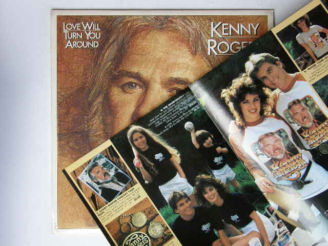 Kenny Rogers - Love Will Turn You Arounds