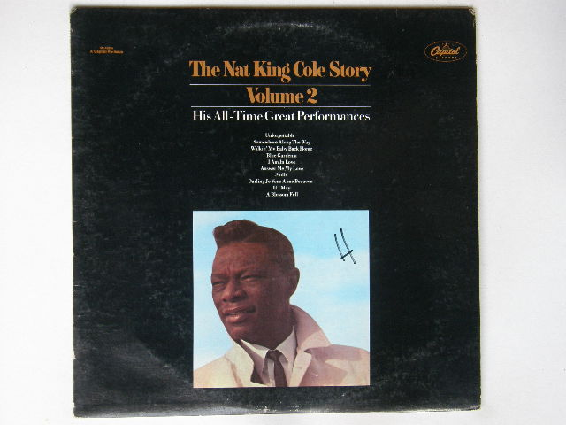Nat King Cole - The Nat King Cole Story Vol.2