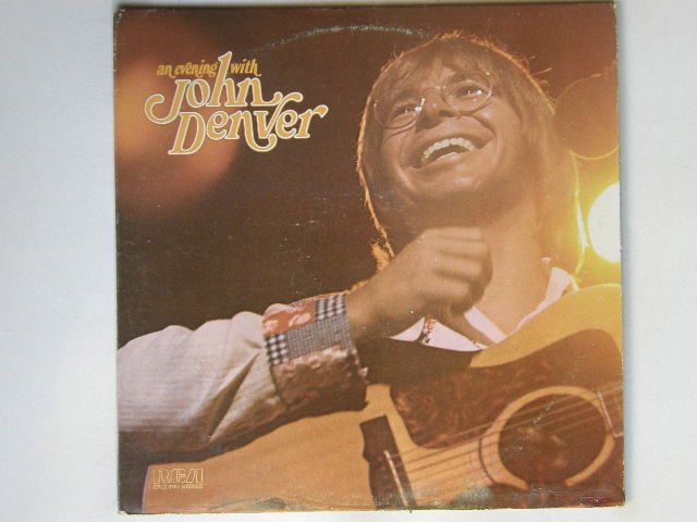 John Denver - An Evening With Album