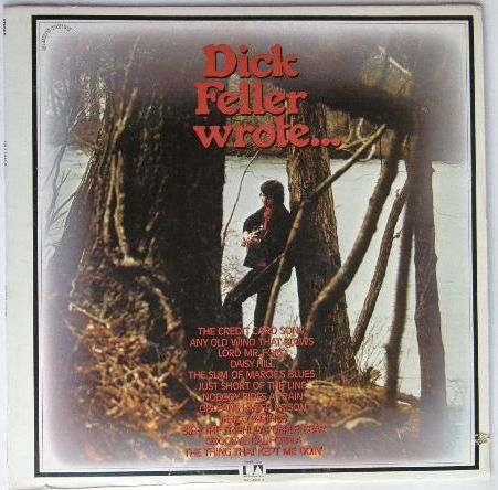Dick Feller Wrote