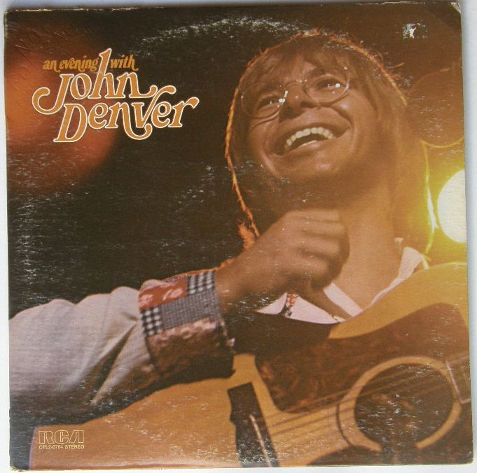 John Denver - An Evening With Record