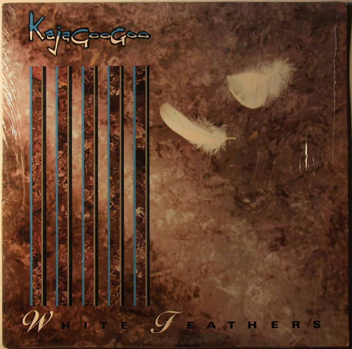 Kajagoogoo White Feathers Records Vinyl And Cds Hard To