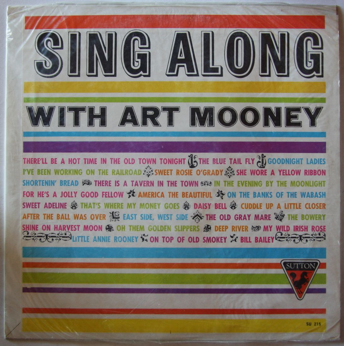 Sing Along With Art Mooney