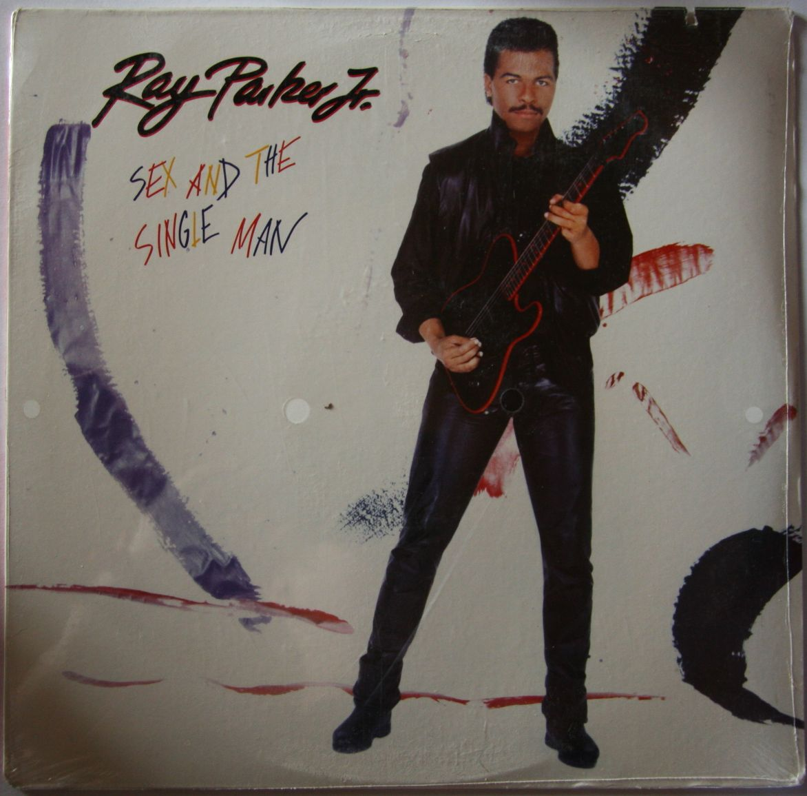 Ray Parker Jr. - Sex And The Single Man Vinyl