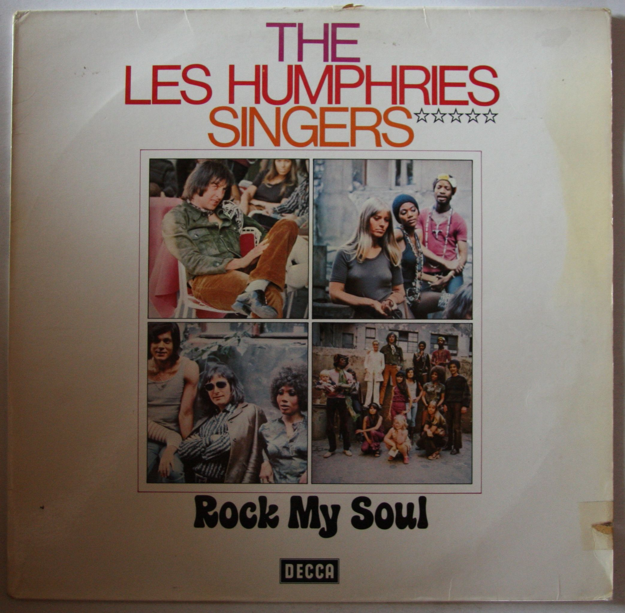 Rock My Soul - Les Humphries Singers
