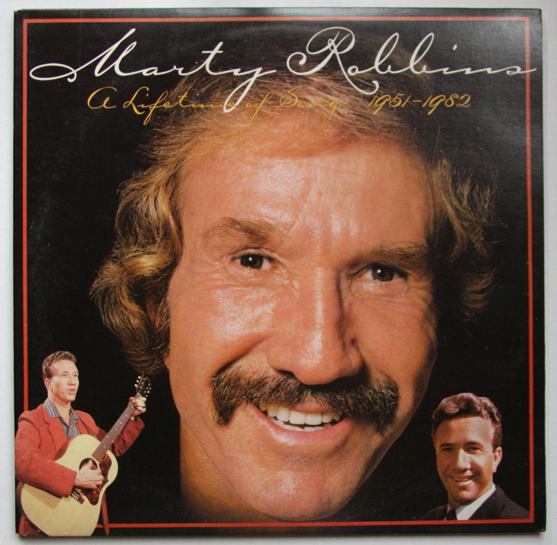Marty Robbins - A Lifetime Of Song 1951-1982 Album