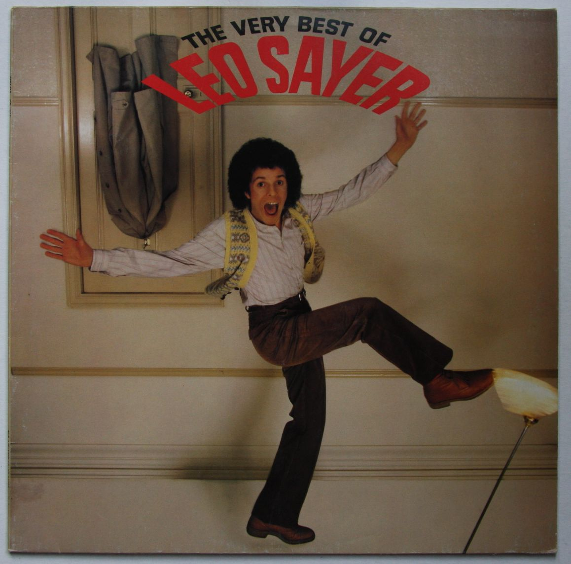 Leo Sayer The Very Best Of Leo Sayer Records Lps Vinyl
