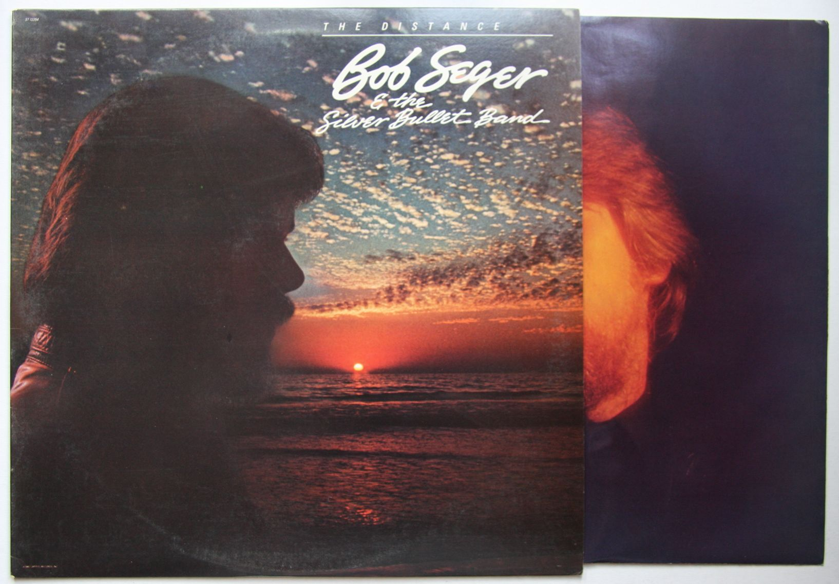 Bob Seger The Distance Records, Vinyl and CDs - Hard to Find and Out ...