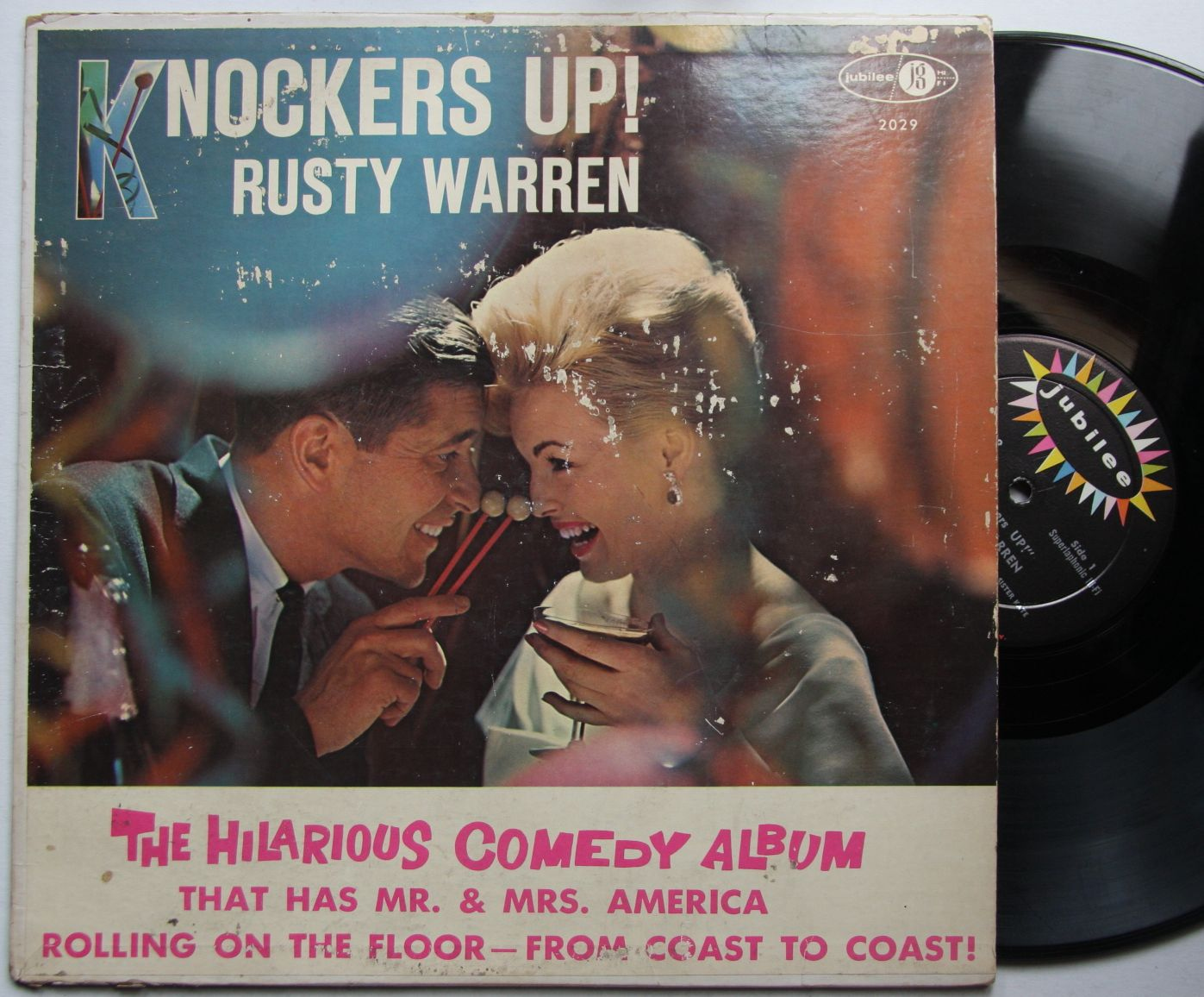 Knockers Up! - Rusty Warren