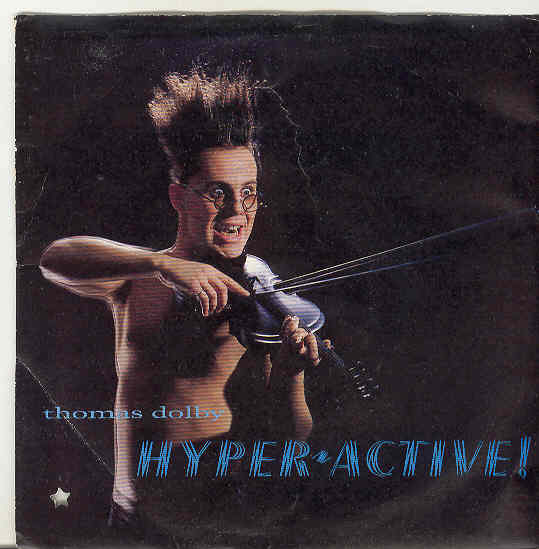 Thomas Dolby - Hyperactive! Single