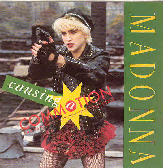 Madonna - Causing A Commotion CD