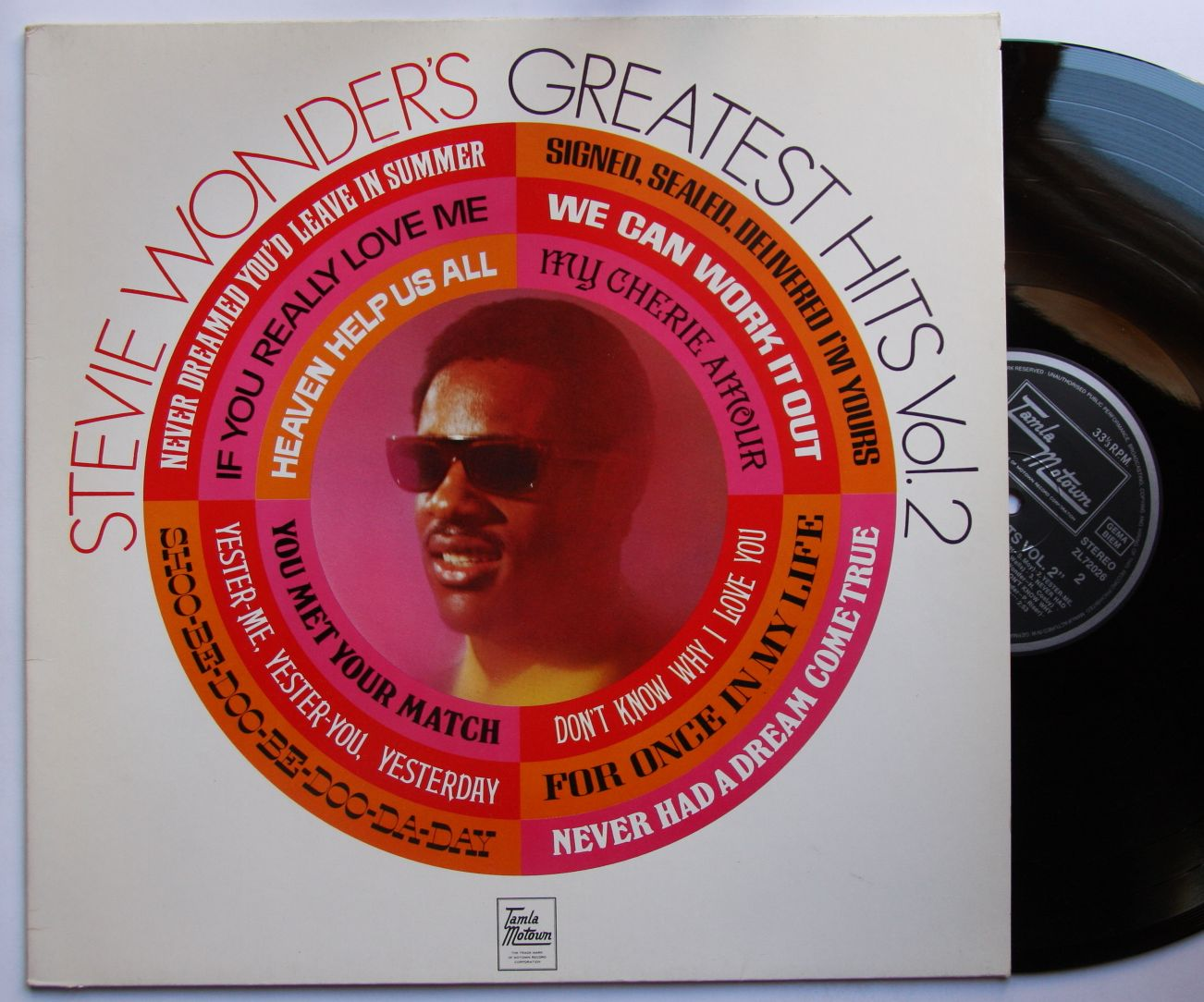 Stevie Wonder - Greatest Hits Vol.2