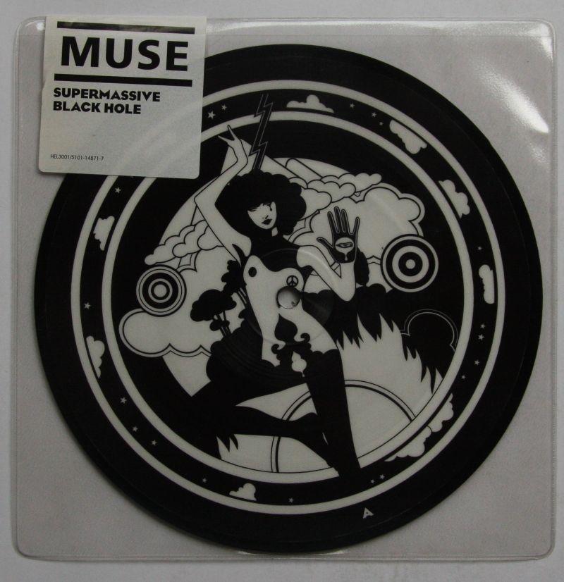 supermassive black hole muse album - photo #8