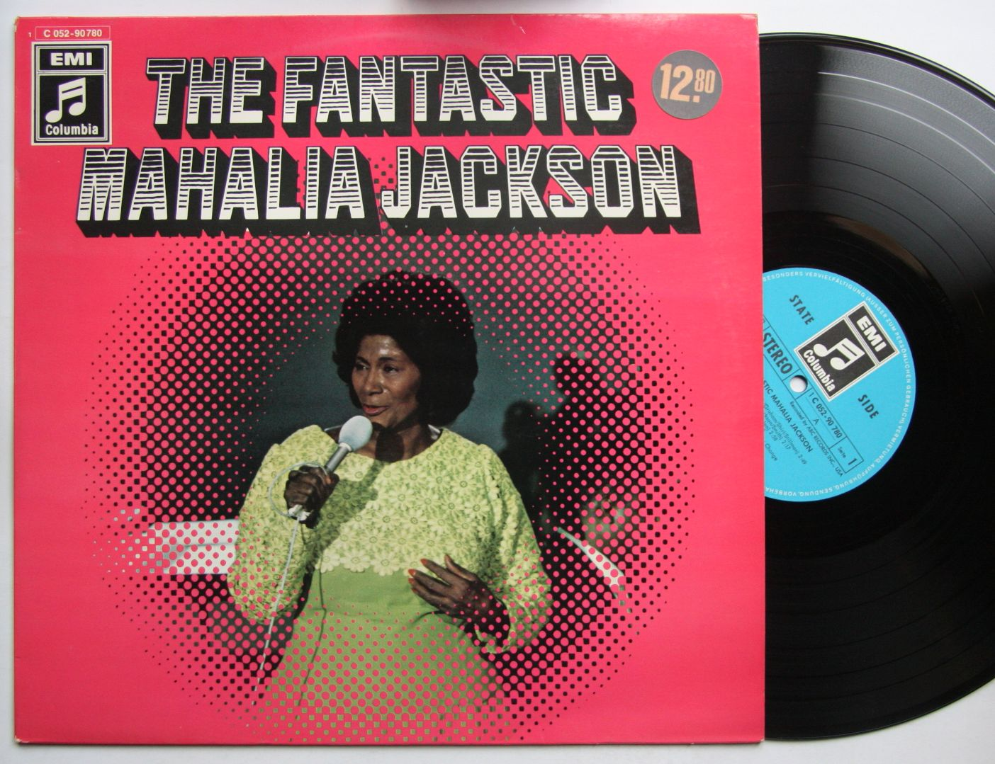 The Fantastic Mahalia Jackson
