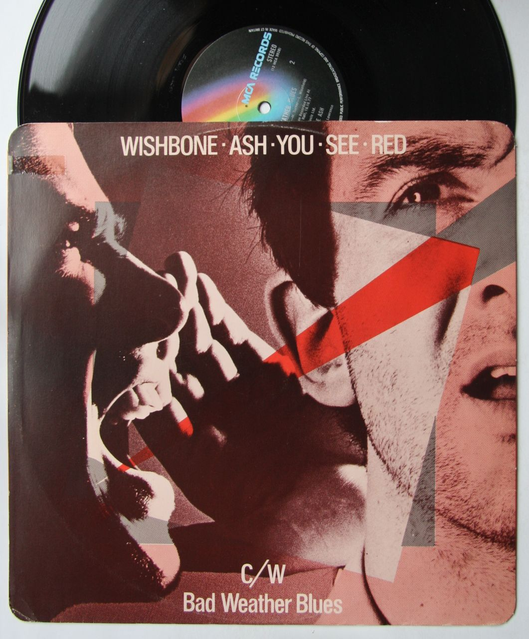 Wishbone Ash - You See Red LP