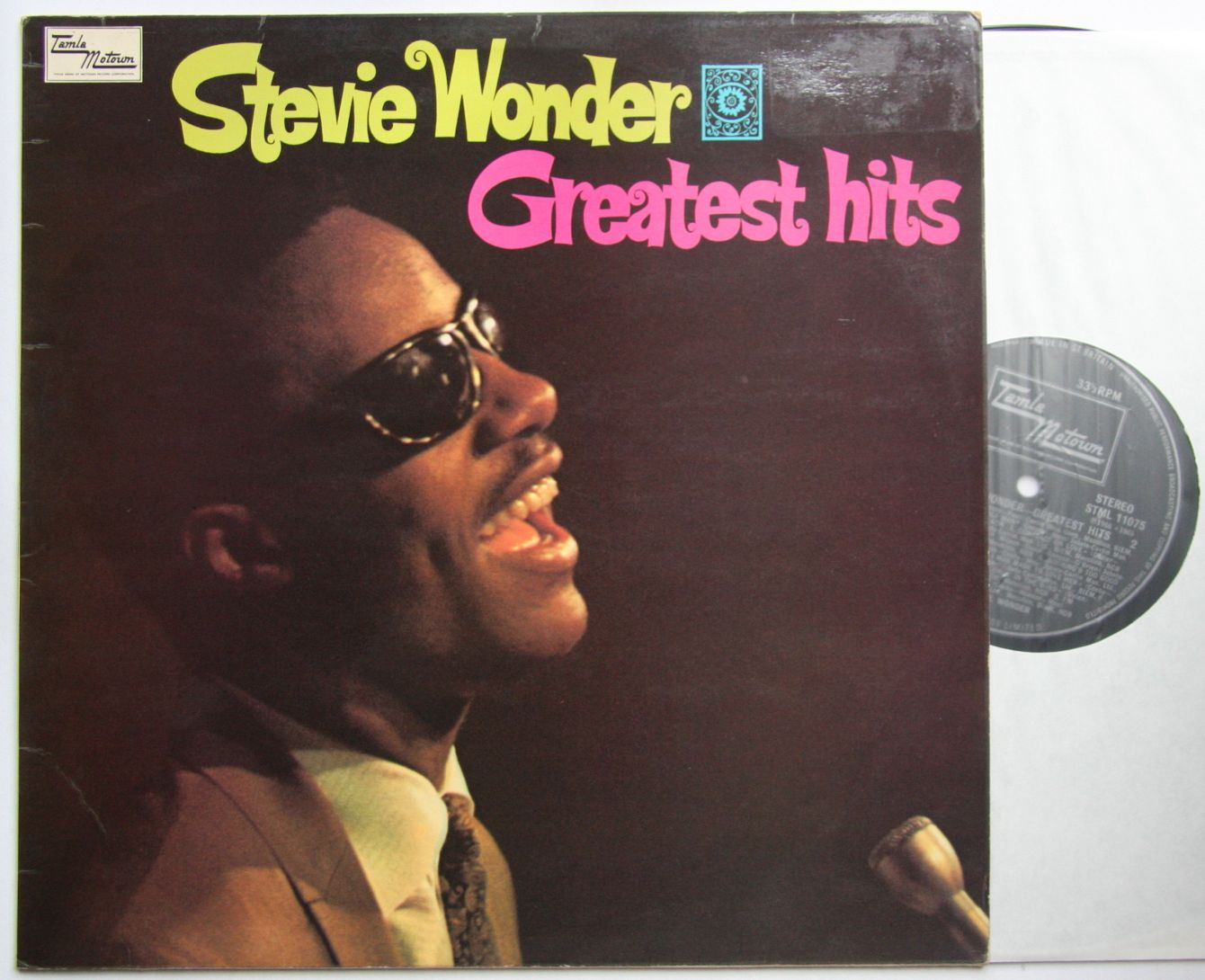 Stevie Wonder - Greatest Hits Single