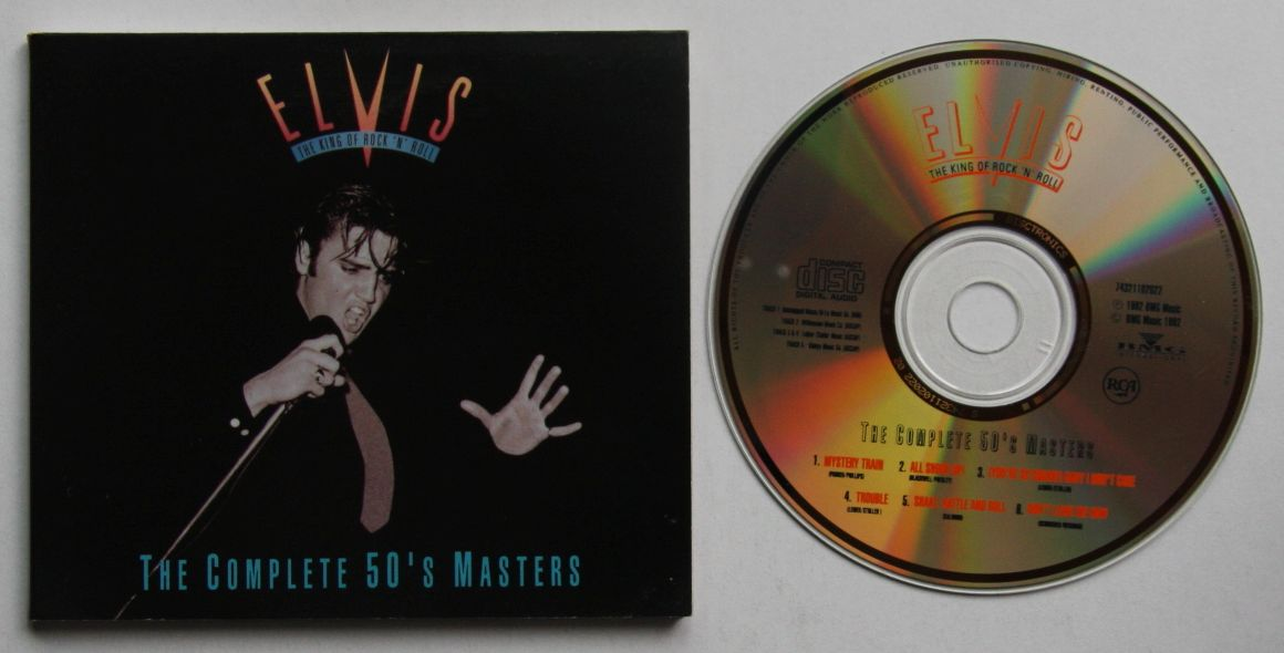 Elvis Presley - The Complete 50's Masters