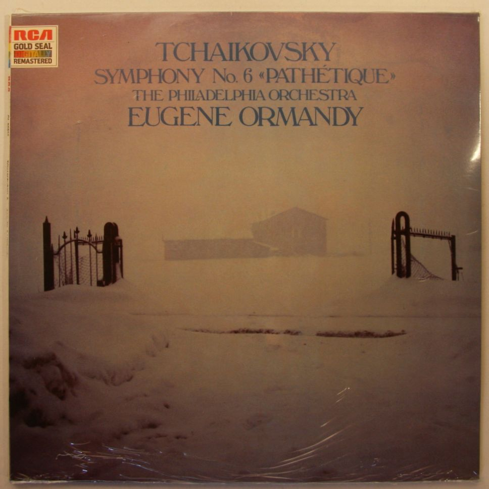 Eugene Ormandy - Tchaikovsky: Symphony No. 6 In B Minor