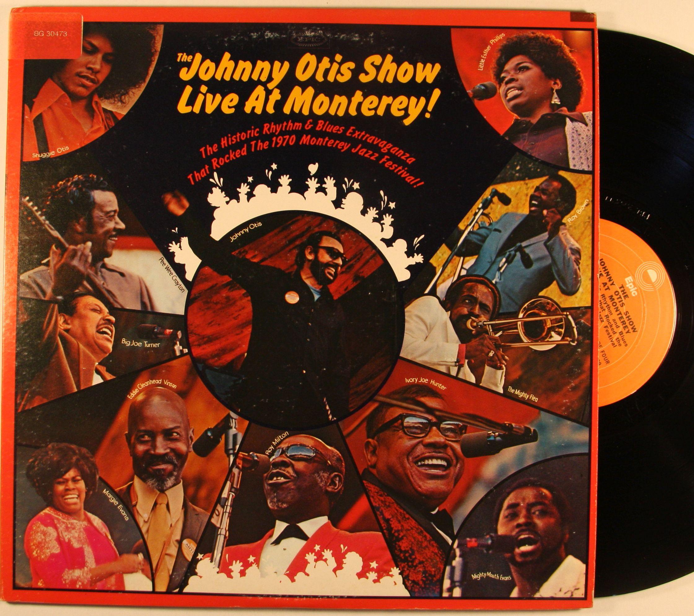 Johnny Otis - The Johnny Otis Show Live At Monterey