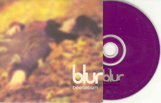 Blur - Beetlebum Record