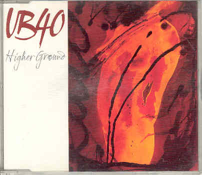 Ub40 - Higher Ground Album