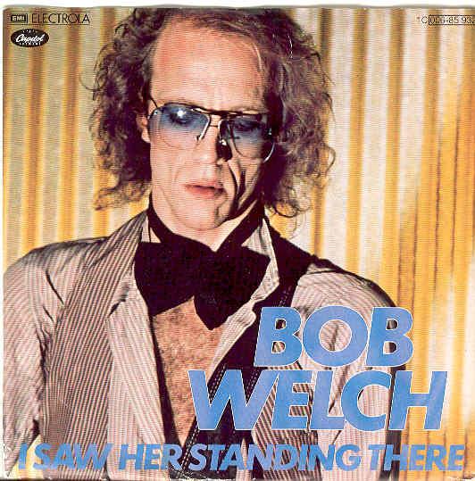 Bob Welch - Man Overboard