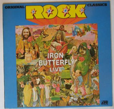 Iron Butterfly - Live CD