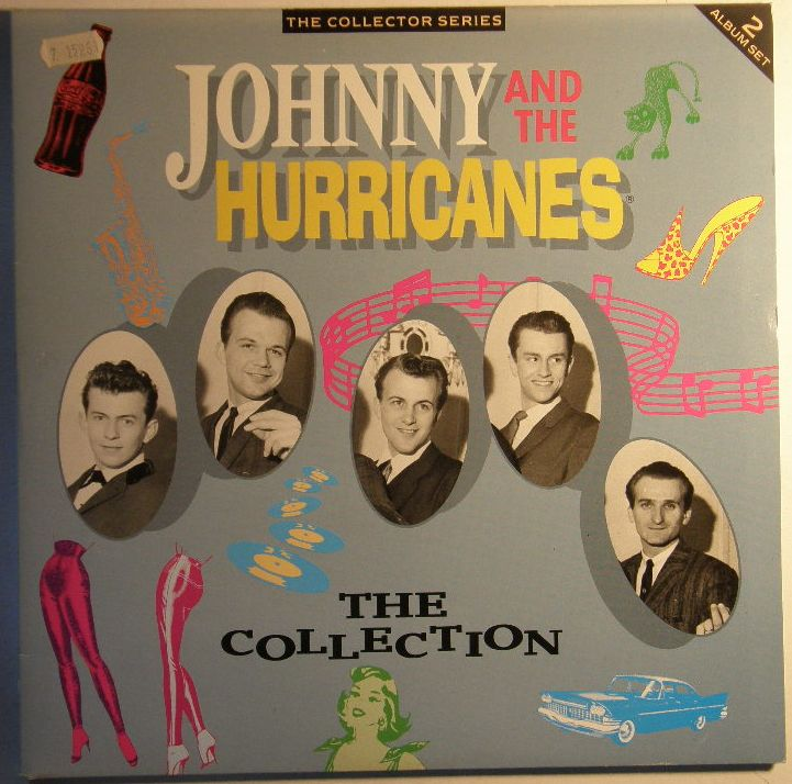 the hurricanes meet strangers vinyl lp