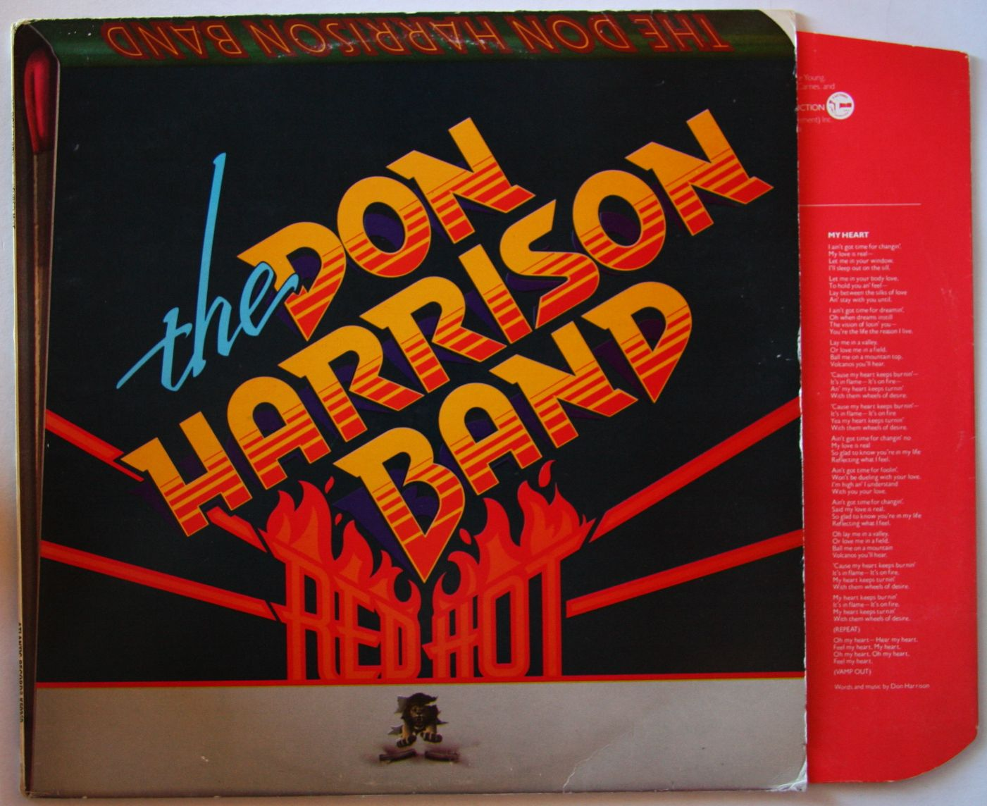 Red Hot - Don Harrison Band