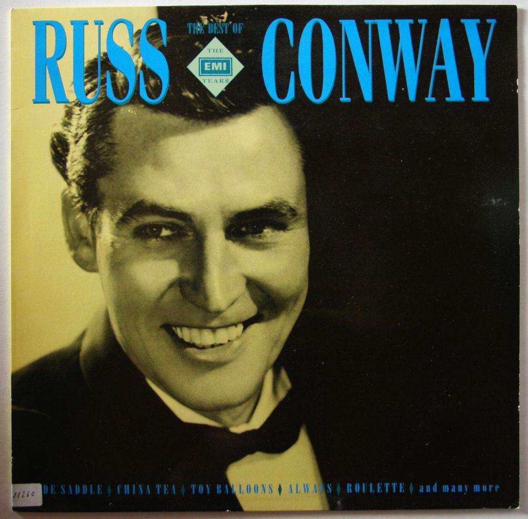 Russ Conway - Pop-A-Conway